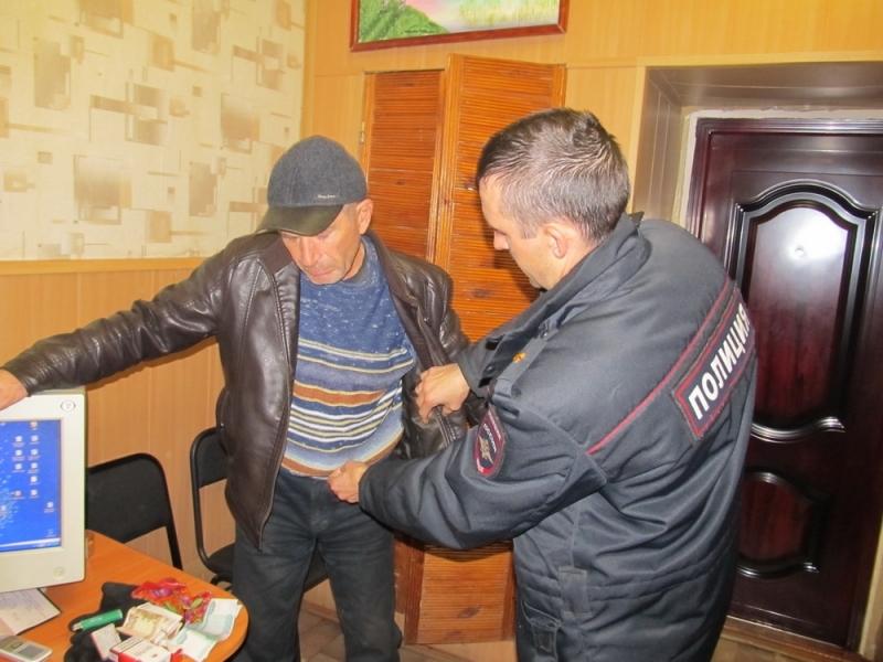 В Омской области задержан мужчина, грабивший пенсионеров