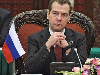 Правительство Дмитрия Медведева уйдет в отставку