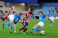 «Зенит» уступил на выезде «Атлетико» в первом туре Лиги чемпионов