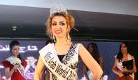 Беженка из Сирии получила корону «Мисс арабского мира»
