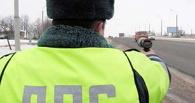 В Омске инспекторы ГИБДД всю ночь ловили нарушителей