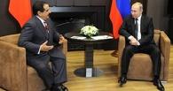 Пришел с мечом, ушел с конем: Владимир Путин и король Бахрейна обменялись подарками