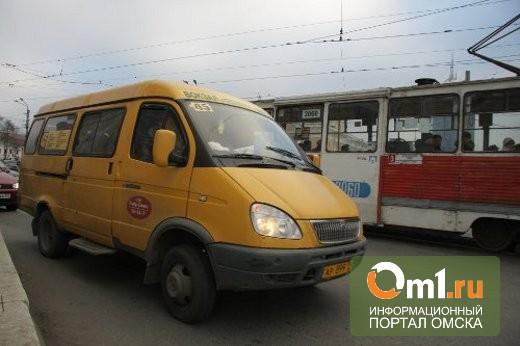 Омская маршрутка № 319 теперь будет подвозить студентов до ОмГУ