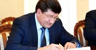 Мэр Омска Двораковский подписал документ о назначении второго первого зама