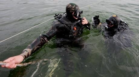 Пропавшего в Омской области первоклассника ищут водолазы