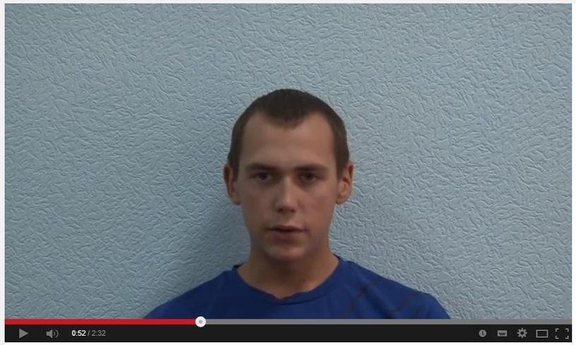 Брат омского солдата, плененного на Украине, узнал его на видеозаписи СБУ