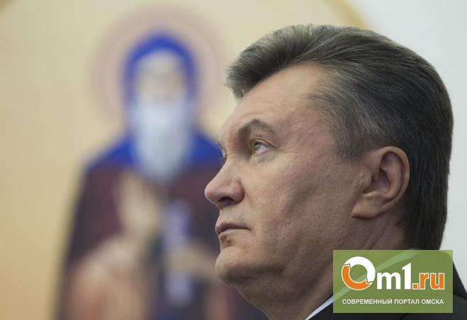 На Януковича завели уголовное дело