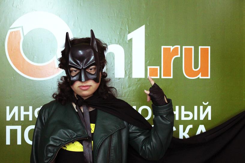 История героя: как юная омичка решила стать замом Бэтмена