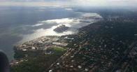 В США пассажир самолета выпал в океан на высоте 600 метров
