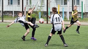 В День защиты детей 10-летние воспитанники омского «Иртыша» выйдут на поле