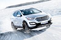 Hyundai Santa Fe New: пропуск в высший свет