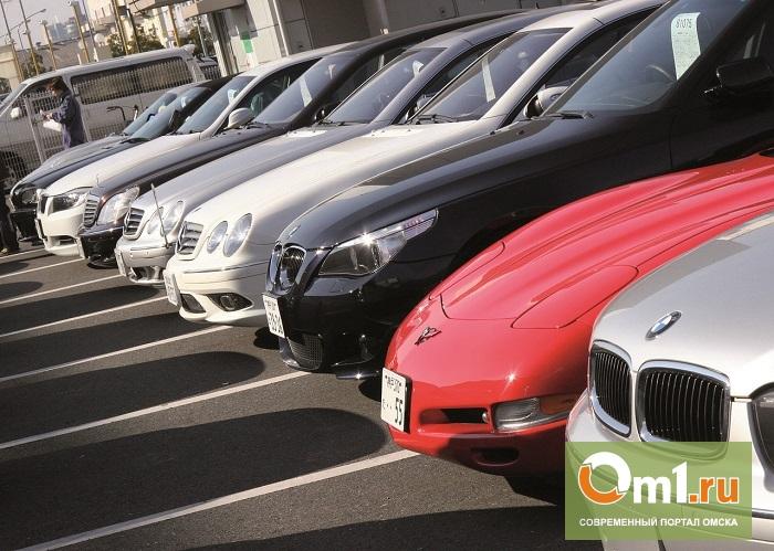 В Омске подорожают новые автомобили