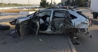 Пьяный омич на Lexus устроил 4 ДТП за 30 минут