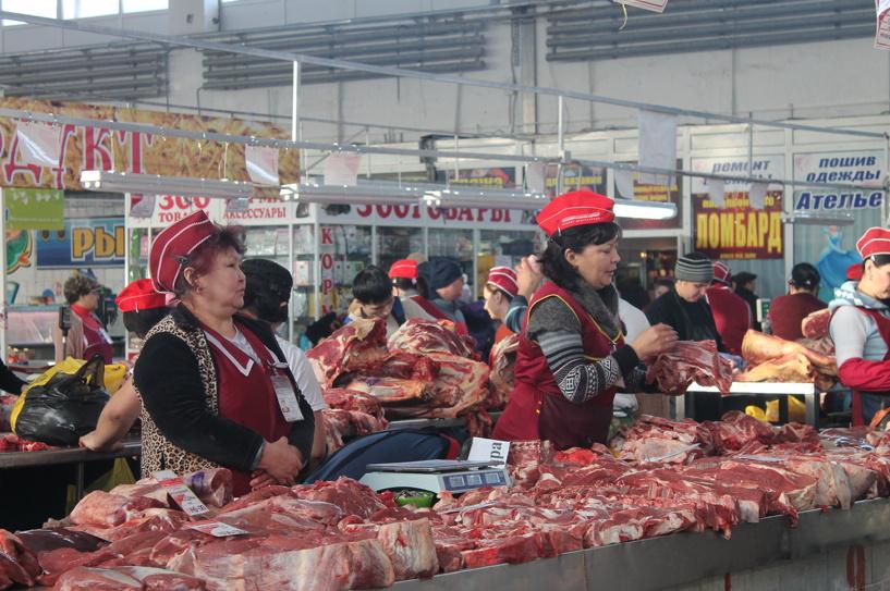 Омский праздник торговли сельхозпродукцией пройдет на Казачьем рынке 14 марта