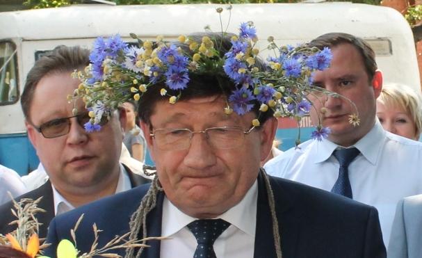 Омская выставка «Флора» превратилась в «Поле чудес» для Вячеслава Двораковского