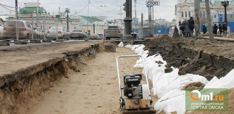 Строительные работы на Любинском проспекте приостановят
