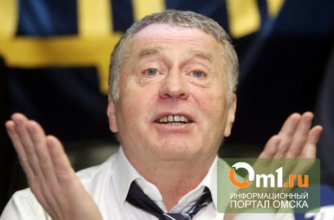 Жириновский извинился за оскорбление беременной журналистки