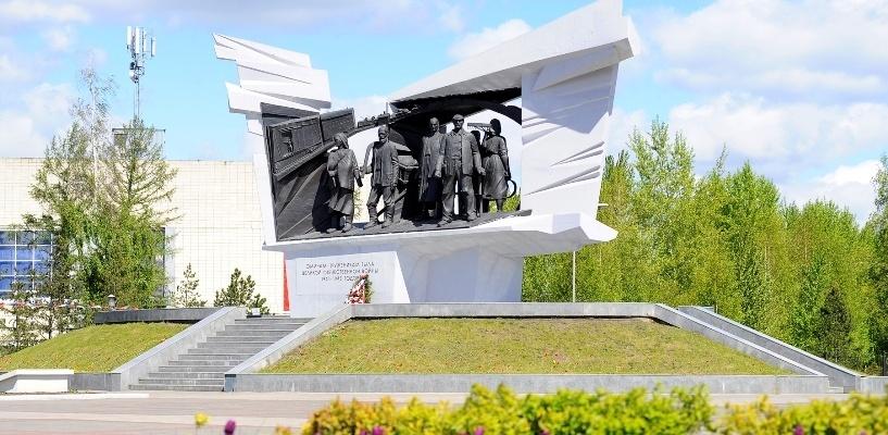 Омск станет городом цветов