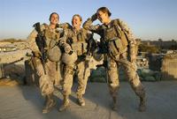 В США женщины будут воевать на равных с мужчинами