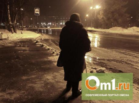 В Омске пенсионерка отсудила у владельца маршрутки 60 тысяч за перелом бедра