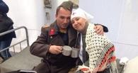 Народный репортаж: как омичи встретили 9 Мая
