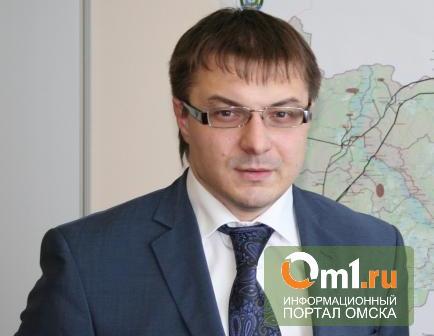 Пост министра экономики Омской области может занять Сергей Высоцкий