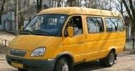 На дороге Омск — Черлак Hyundai Solaris столкнул «ГАЗель» в кювет