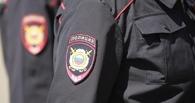 В центре Омска полицейские оцепили парковку крупного торгового комплекса
