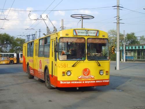 В Омске троллейбусы №8 и №15 пустят по измененному маршруту