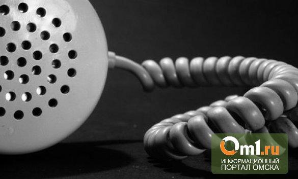 В Омске объявилась новая телефонная террористка без места жительства