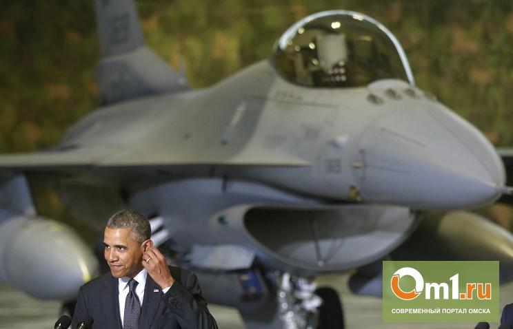 Обама хочет вложить 1,5 млрд долларов в усиление военного присутствия в Европе