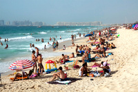 Украинские спасатели будут раздавать на пляжах фото утопленников
