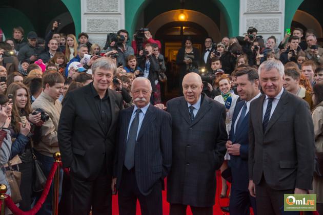 Якубовичу понравилось открытие фестиваля «Движение» в Омске