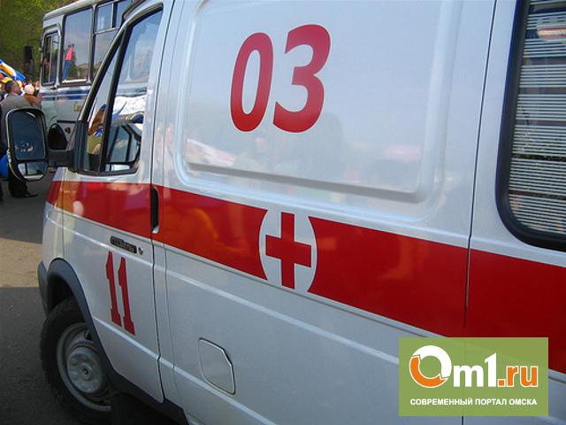 В Омске снова произошла авария с участием пассажирской газели