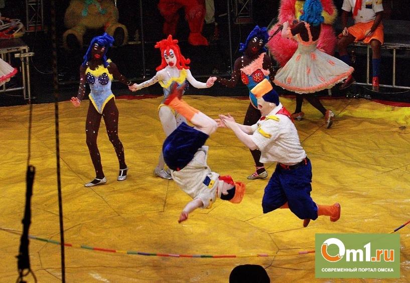 В Омске театр-цирк «Кракатук» прикрыли за нарушения пожарной безопасности