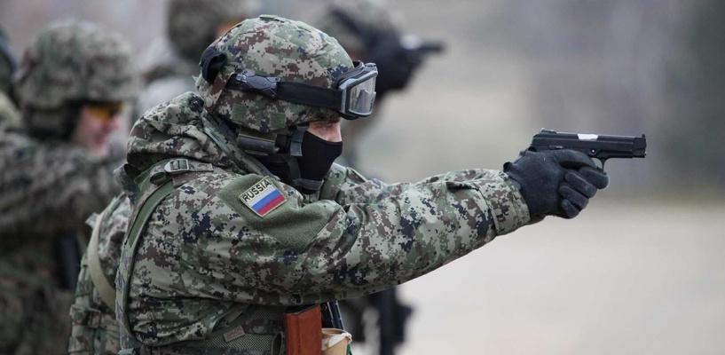 Путин объяснил, зачем он создал Национальную гвардию