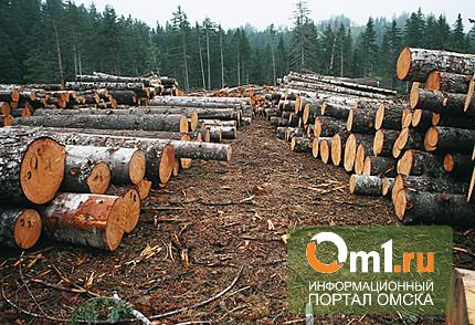 Для Красногорского гидроузла вырубят 180 га леса