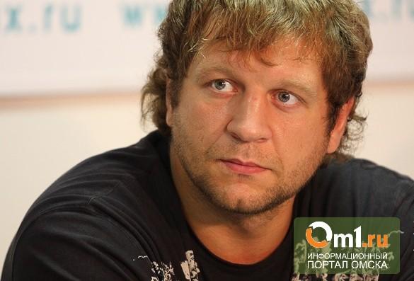 Боец Александр Емельяненко написал встречное заявление в полицию