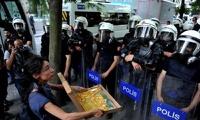 Турецких полицейских поощрили за борьбу с протестующими