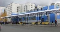 Пассажиров автобуса, шедшего из Сургута в Омск, доставили на автовокзал Тобольска