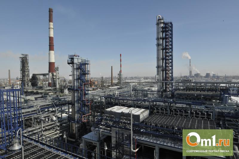 Омский НПЗ увеличил объем переработки нефти до 20,95 млн.тонн