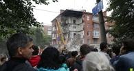 В развалинах рухнувшего в центре Перми дома спасатели нашли труп женщины