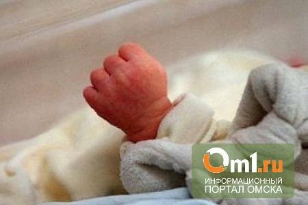 В Омске по неизвестным причинам погиб младенец