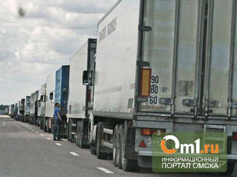 В Омской области фурам запретят ездить по дорогам, чтобы не разрушать их