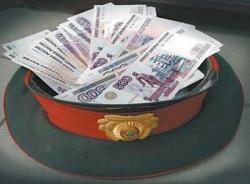 Омский полицейский «крышевал» подпольное казино за 91 тысячу рублей