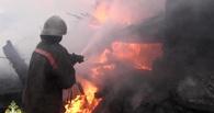 Следователи установили причину смерти двух женщин на пожаре в Омске