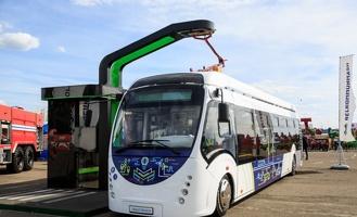 Белорусы предлагают омичам выпускать трамваи и... электробусы