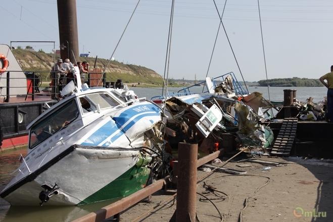 В Омске судят второго фигуранта по делу затонувшего «Полесья»