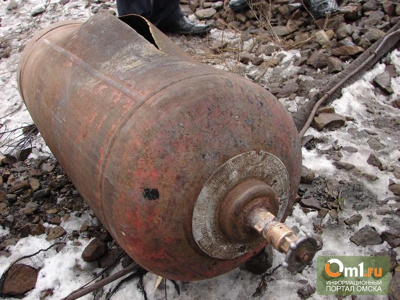 Оператор омской заправки получил 3 года за взрыв баллона с газом