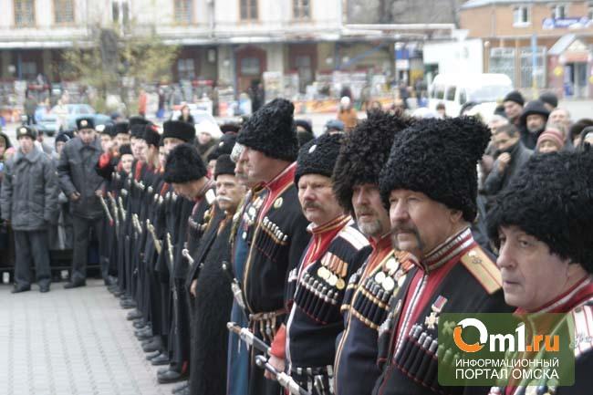 В Омске казаки будут помогать УФСКН ловить наркоманов